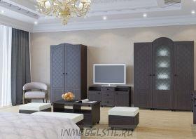 Модульная мебель Соня Премиум (компоновка №6)